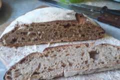 premier pain avec banneton